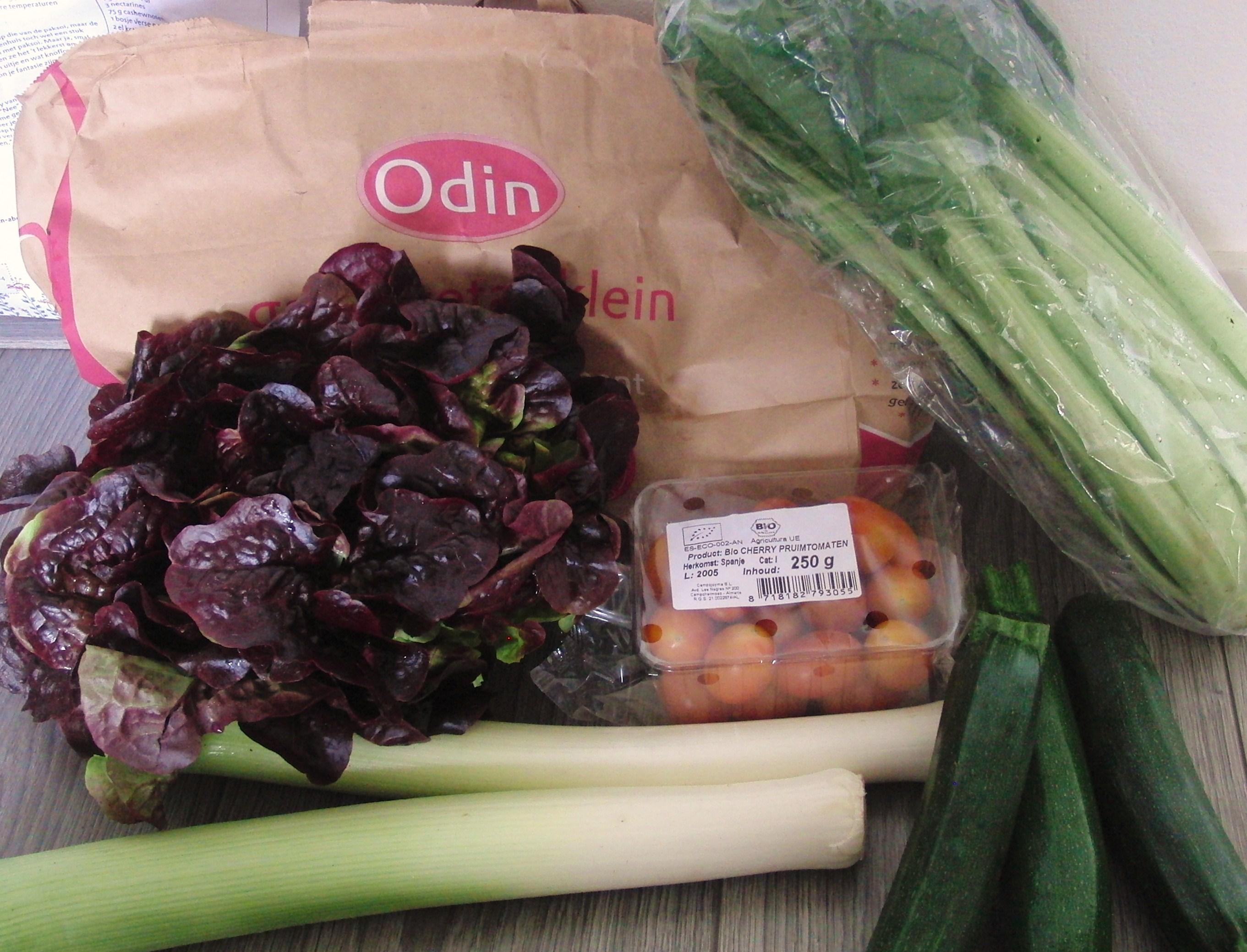 Odin- groentepakket