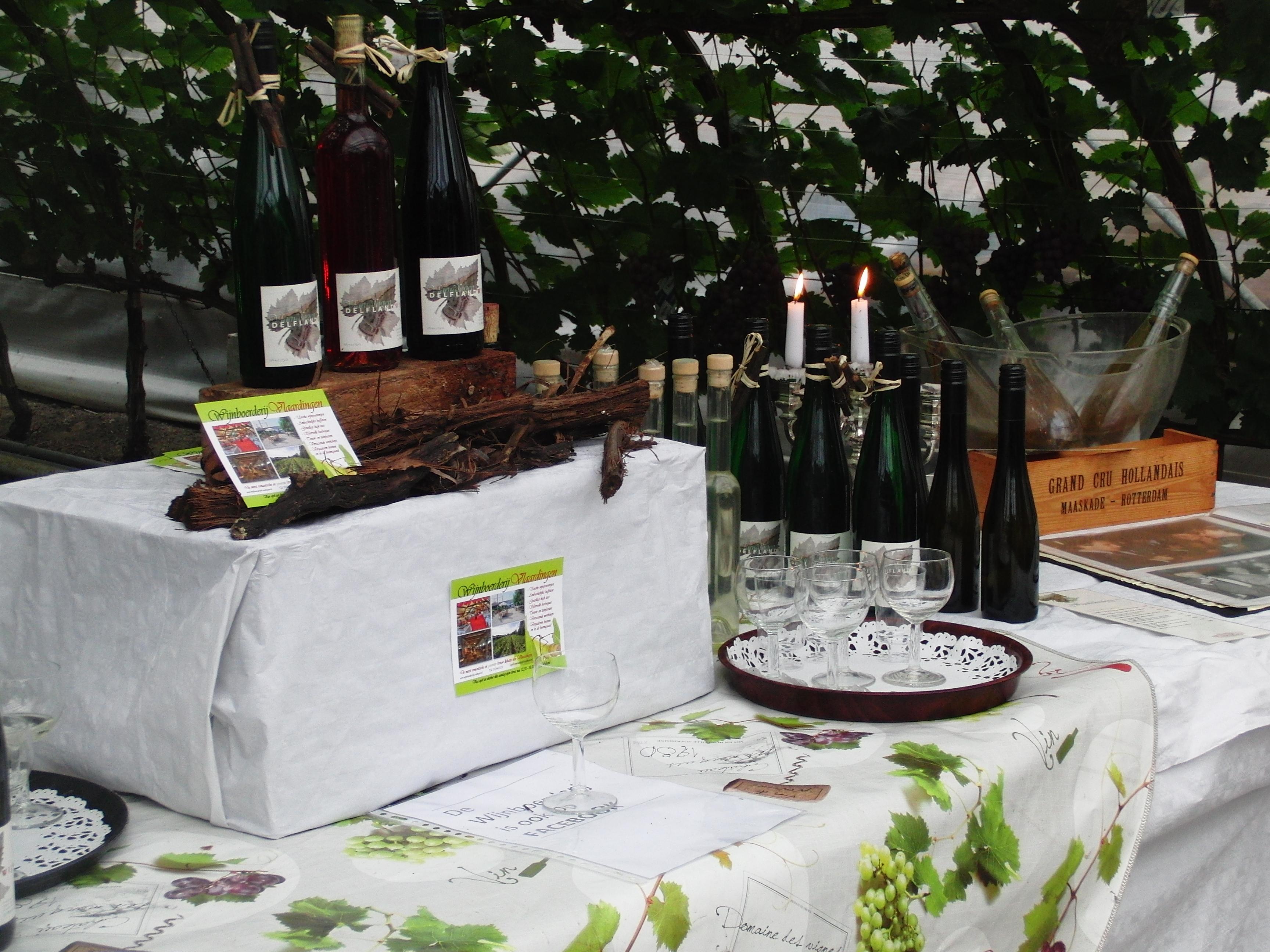 Wijnboerderij Vlaardingen